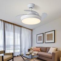 历史低价:三雄极光 风洁 LED隐形风扇灯 24w