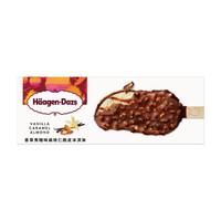 京东PLUS会员:Häagen·Dazs  哈根达斯 香草焦糖扁桃仁口味 脆皮冰淇淋   69g *6件