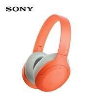 双11预售:SONY 索尼 WH-H910N 头戴式无线降噪耳机