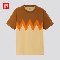 优衣库 男装(UT) DORAEMON印花T恤(短袖T恤)(哆啦A梦)431739