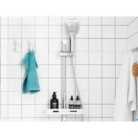 京东PLUS会员:VAMA 含置物架淋浴花洒套装 套餐一