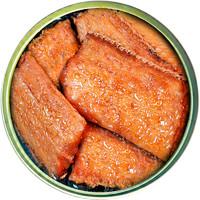 聚划算百亿补贴:香亨 即食带鱼罐头 100g*5罐