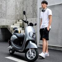 1日0点、历史低价:Luyuan 绿源 MHJ2 电动车 60V