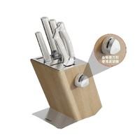 双11预售: KBH 康巴赫 KDI-T6 不锈钢刀具 六件套