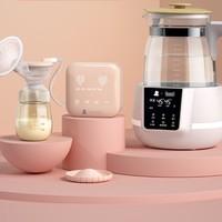 双11预售:小白熊 电动吸奶器天猫精灵调奶器