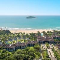 双11预售:海南石梅湾艾美度假酒店豪华山景房2晚+双早+帆船出海+美食套餐