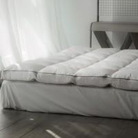 双11预售:SIDANDA 诗丹娜 95%鹅绒加厚床垫 150*200cm