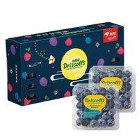 有券的上:Driscoll's 怡颗莓 进口蓝莓 2盒 约125g/盒 *10件