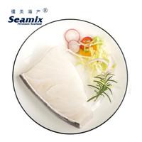 京东PLUS会员、限地区:Seamix 禧美  智利银鳕切段(犬牙鱼)200g 袋装 1片 *6件
