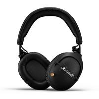双11预售:Marshall 马歇尔 Monitor II ANC 头戴式主动降噪蓝牙耳机