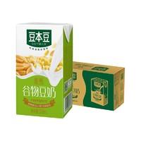 88VIP:豆本豆 唯甄谷物豆奶 250ml*24盒  *6件
