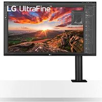 LG 32UN880-B 31.5英寸 IPS显示器(4K、HDR10、FreeSync、Type-C)