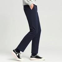 双11预售:JEANSWEST 真维斯 JW-94-151YS504 男士厚款纯色休闲裤