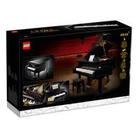 1日0点:LEGO 乐高 IDEAS系列 21323 可弹奏钢琴