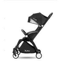 双11预售:YUYU 悠悠 追梦 自动收合婴儿车