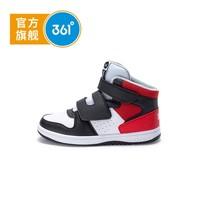 双11预售:361° 儿童高帮加绒运动鞋