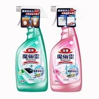 KAO 花王 魔术灵 厨房浴室清洁剂组合 500ml*2瓶装 *5件