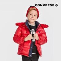 双11预售:CONVERSE 匡威儿童双面穿羽绒服