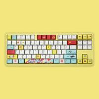 CHERRY 樱桃 G80-3000S TKL 哔哩哔哩联名款 机械键盘(Cherry红轴、PBT)
