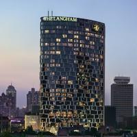 买SPA送房?!快上车!上海新天地朗廷酒店高级房1晚(含SPA水疗消费金)