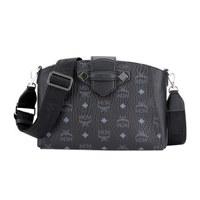 双11预售:MCM MWRASSE07BK001 手提单肩斜挎包