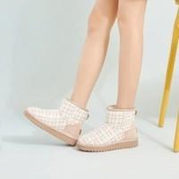 双11预售:西遇 D2103865Y 女士雪地靴