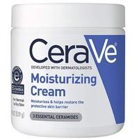 中亚Prime会员:CeraVe Moisturizing Cream 保湿修复滋润霜 539g