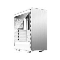 Fractal Design 分形工艺 Define 7 Compact(D7C)机箱 白色
