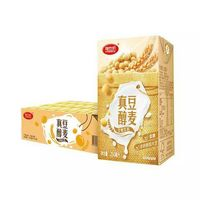 88VIP:维他奶 豆奶盒麦香口味 250ml*24盒 +凑单品