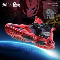 双11预售、历史低价:361° 高达联名 671926720F 男款运动鞋 *2件
