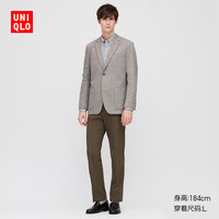 UNIQLO 优衣库 425035 男士西装外套