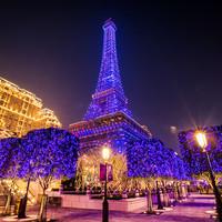 快囤!现在可能是澳门未来一年的价格最低谷!澳门威尼斯人/巴黎人酒店含双早+2张teamLab门票