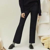 Uniqlo 优衣库 431463 女装喇叭牛仔裤