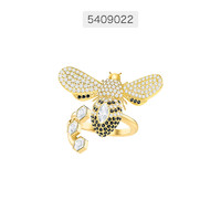 双11预售:SWAROVSKI 施华洛世奇 Lisabel Rin 5409022 女士开口戒指
