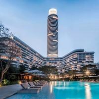 双11预售:海棠湾一线海景公寓!三亚保利诺雅公寓 亲海房/海景房2晚 可拆分 含旅拍+游艇出海