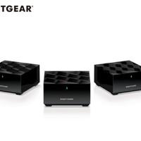 1日0点:NETGEAR 美国网件 MK63 AX5400 高速路由器 三支装