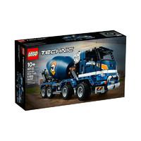 双11预售、考拉海购黑卡会员:LEGO 乐高 机械组系列 42112 混凝土搅拌运输车