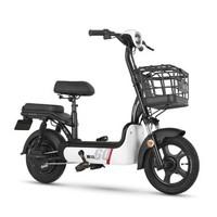 1日0点:AIMA 爱玛 TDT1109Z 小蜜豆 电动自行车