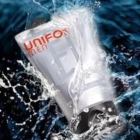 百亿补贴:UNIFON 御泥坊 男士水动力润肤海藻洁面乳 100g*2支