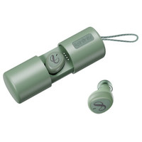 双11预售:Infinity 燕飞利仕 I300TWS 真无线蓝牙耳机 暗夜绿