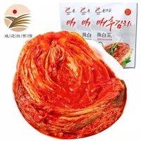考丽亚 韩式辣白菜 400g*3袋