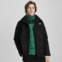 双11预售:THE NORTH FACE 北面 4U7L 男款三合一冲锋衣