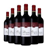 百亿补贴:LAFITE 拉菲 珍藏梅多克 干红葡萄酒 750ml*6瓶