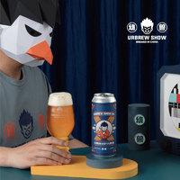 优布劳 幼兽美式IPA精酿啤酒 500ML*6瓶