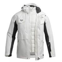 微信专享:DECATHLON 迪卡侬 TRAVEL 500 三合一羽绒保暖夹克