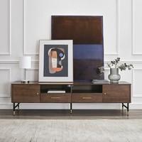 双11预售:UVANART 优梵艺术 轻奢美式电视柜 2000*400*530mm