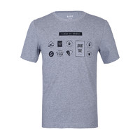 TOREAD 探路者 TAJG81795 男款短袖T恤 *2件