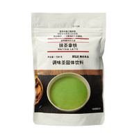 无印良品 MUJI 品味喜好的浓度 抹茶拿铁