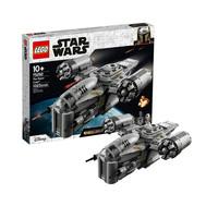 25日0点、88VIP:LEGO 乐高 星球大战系列 75292 剃刀冠号