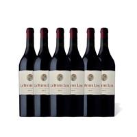双11预售、88VIP: 骑士庄园 迷月干红葡萄酒  750ml
